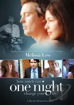 One Night DVD Cover Art
