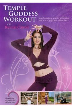 Revital Carroll: Temple Goddess Workout DVD Cover Art