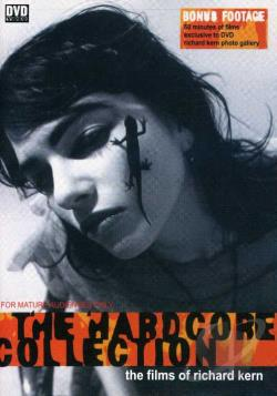Hardcore Collection - The Films of Richard Kern DVD Cover Art