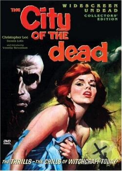 City Of The Dead: Horror Hotel DVD Cover Art
