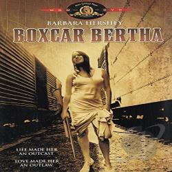 Boxcar Bertha DVD Cover Art