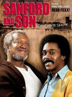 Sanford and Son - The Fourth Season DVD Cover Art