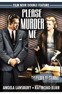 Please Murder Me DVD Cover Art