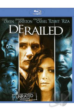 Derailed BRAY Cover Art