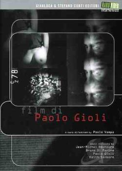 I Film Di Paolo Gioli (Pal/Region 0) DVD Cover Art