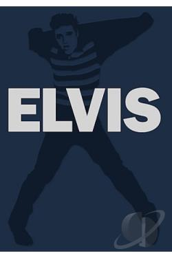 Elvis Blue Suede Collection DVD Cover Art