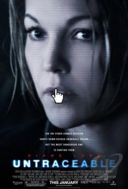 Untraceable DVD Cover Art