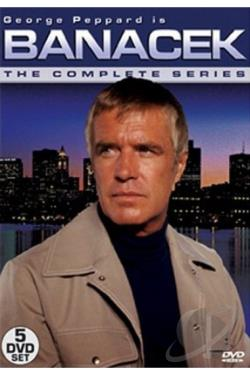 Banacek - The Complete Series DVD Cover Art