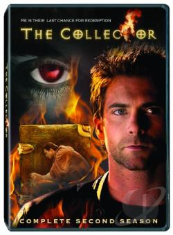 Collector: Season 2 DVD Cover Art