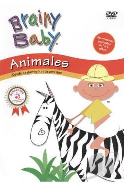 Brainy Baby - Animals DVD Cover Art
