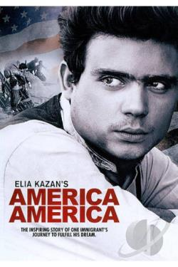 America, America DVD Cover Art