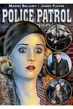 Police Patrol DVD Cover Art