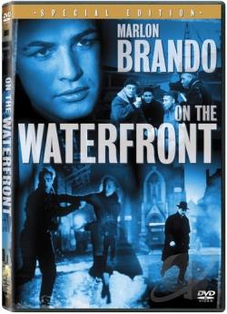 On the Waterfront DVD Cover Art