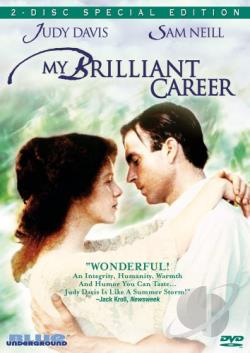 My Brilliant Career DVD Cover Art