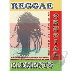 Reggae-Crucial Elements DVD Cover Art