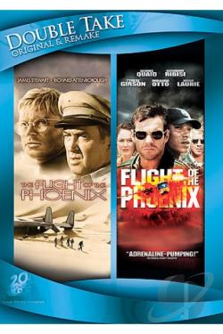 Flight of the Phoenix (1965)/The Flight of the Phoenix (2004) DVD Cover Art