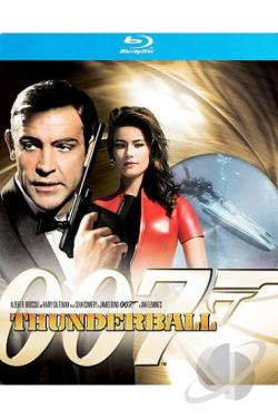 Thunderball BRAY Cover Art