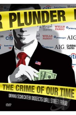 Plunder: The Crime of Our Time DVD Cover Art