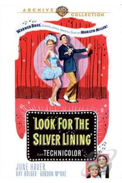 Look for the Silver Lining DVD Cover Art