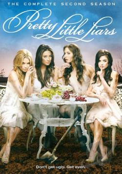 Pretty Little Liars - The Complete Second Season DVD Cover Art