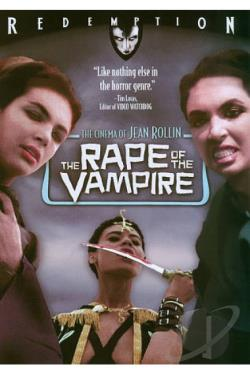Rape of the Vampire DVD Cover Art