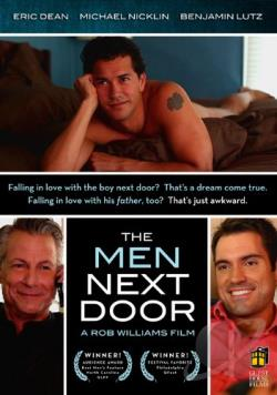 Men Next Door DVD Cover Art