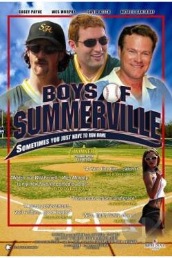 Boys of Summerville DVD Cover Art