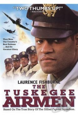 Tuskegee Airmen DVD Cover Art