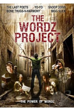 Wordz Project DVD Cover Art