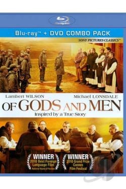Of Gods and Men BRAY Cover Art