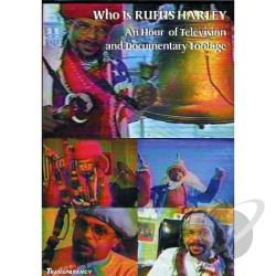 Who Is Rufus Harley? DVD Cover Art