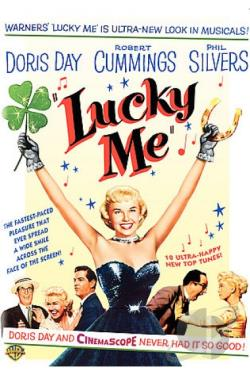 Lucky Me DVD Cover Art