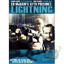 Ed McBain's 87th Precinct: Lightning DVD Cover Art