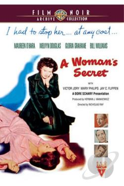 Woman's Secret DVD Cover Art