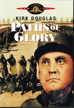 Paths of Glory DVD Cover Art