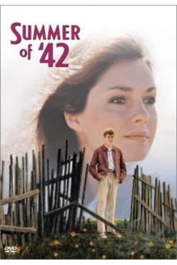 Summer Of '42 DVD Cover Art