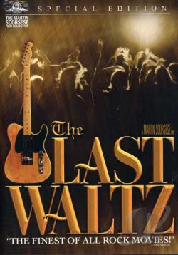 Last Waltz DVD Cover Art