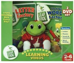 leapfrog letter factorytalking words factory 2 pack