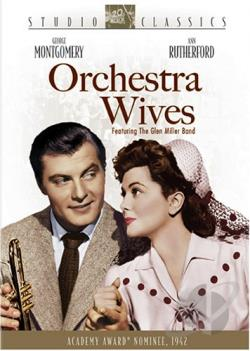 Orchestra Wives DVD Cover Art