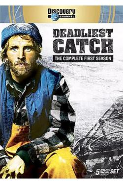 Deadliest Catch - The Complete First Season DVD Cover Art