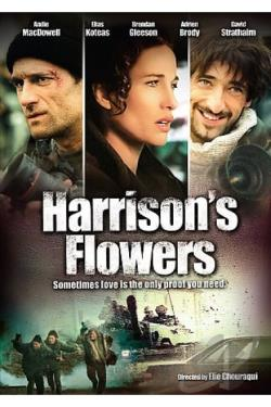 Harrison's Flowers DVD Cover Art