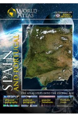 World Atlas: Spain and Portugal DVD Cover Art