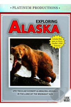 Exploring Alaska DVD Cover Art