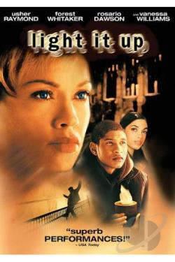 Light It Up DVD Cover Art