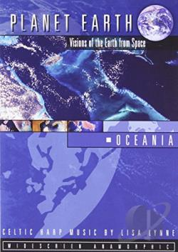 Planet Earth: Visions Of The Earth From Space - Oceania DVD Cover Art