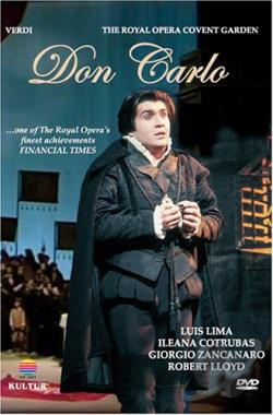 Don Carlos DVD Cover Art