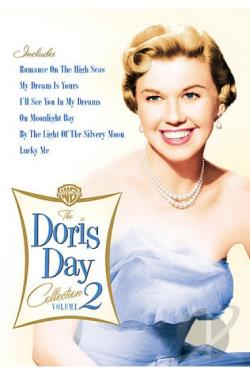 Doris Day Collection Vol. 2 DVD Cover Art