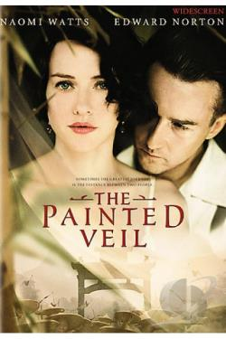 Painted Veil DVD Cover Art