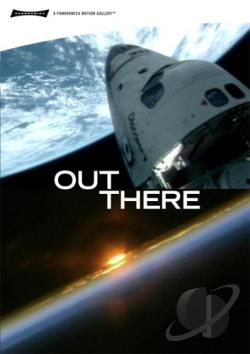Out There DVD Cover Art