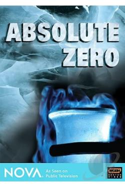 Nova - Absolute Zero DVD Cover Art